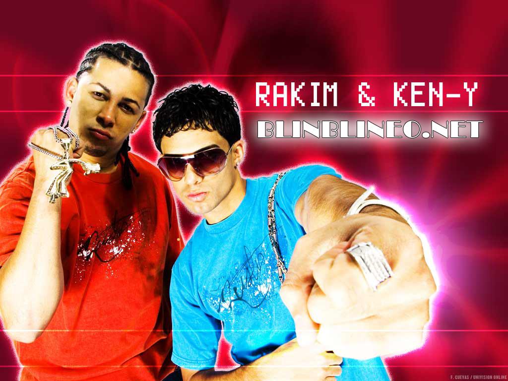 Rakim y ken enamorado por primera vez letra lyrics